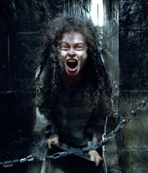 Bellatrix Lestrange à Azkaban dans OP/f