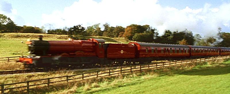 Le Poudlard Express dans ES/f