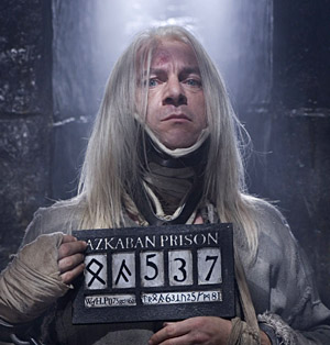 Lucius Malefoy à Azkaban dans OP/f