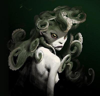 Sirène (projet pour CF/f) par Adam Brockbank