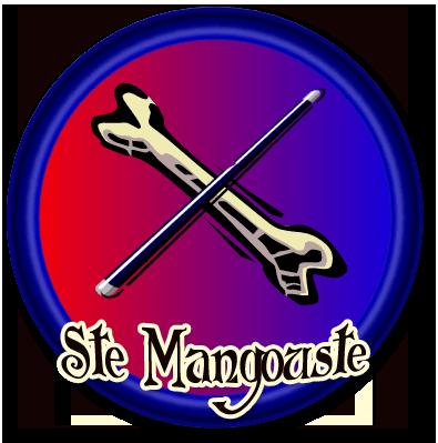 Emblème de Ste Mangouste