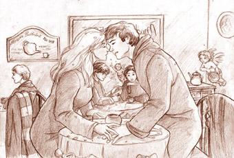 dessin chez Mme Pieddodu