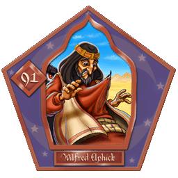 Carte de Wilfred Elphick
