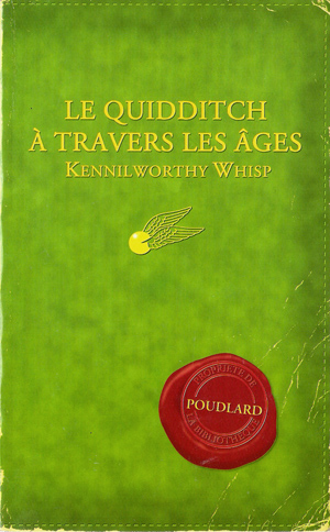 Livre le Quidditch à travers les Ages