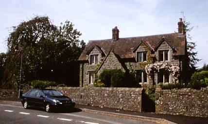 Church Cottage, Tutshill