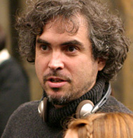 Alfonso Cuarón sur le tournage PA/f