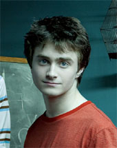 Daniel Radcliffe pour le magazine « Entertainment Weekly » en 2006