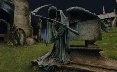 La tombe des Jedusor dans CF/f
