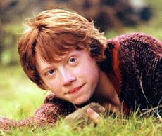 Rupert sur le tournage de PA/f