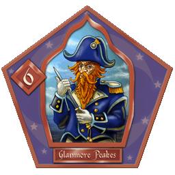 Carte 6, Glanmore Peakes