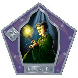 Carte 30 d'Artemisia Lufkin