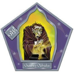 Carte 38, Chauncey Oldridge