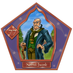 Carte 77, Norvel Twonk