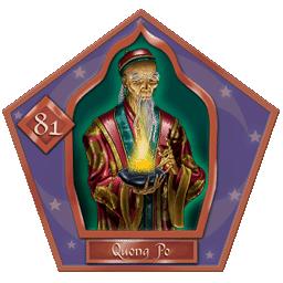 Carte 81, Quong Po