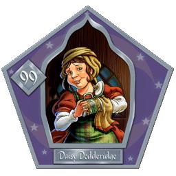 Carte 99, de Daisy Dodderidge