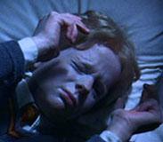 Colin Crivey pétrifié, image des films