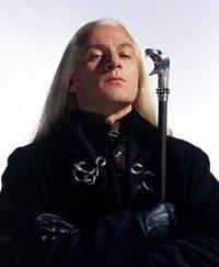 Portrait de Lucius Malefoy