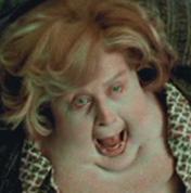 La tante Marge qui gonfle, image du film.