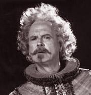 Image de Sir Nicholas de Mimsy-Porpington tirée des films