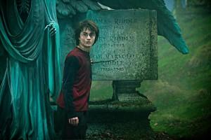 L'erreur sur la tombe des Jedusor dans CF/f © 2005 Warner Bros.