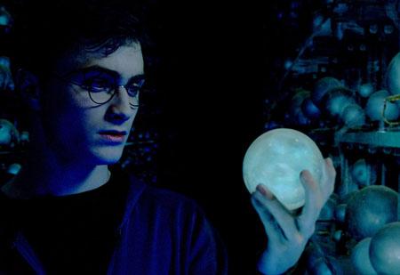 Harry et la prophétie dans OP/f