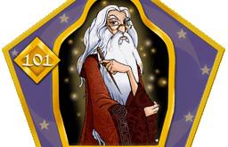 Carte 101 : Albus Dumbledore