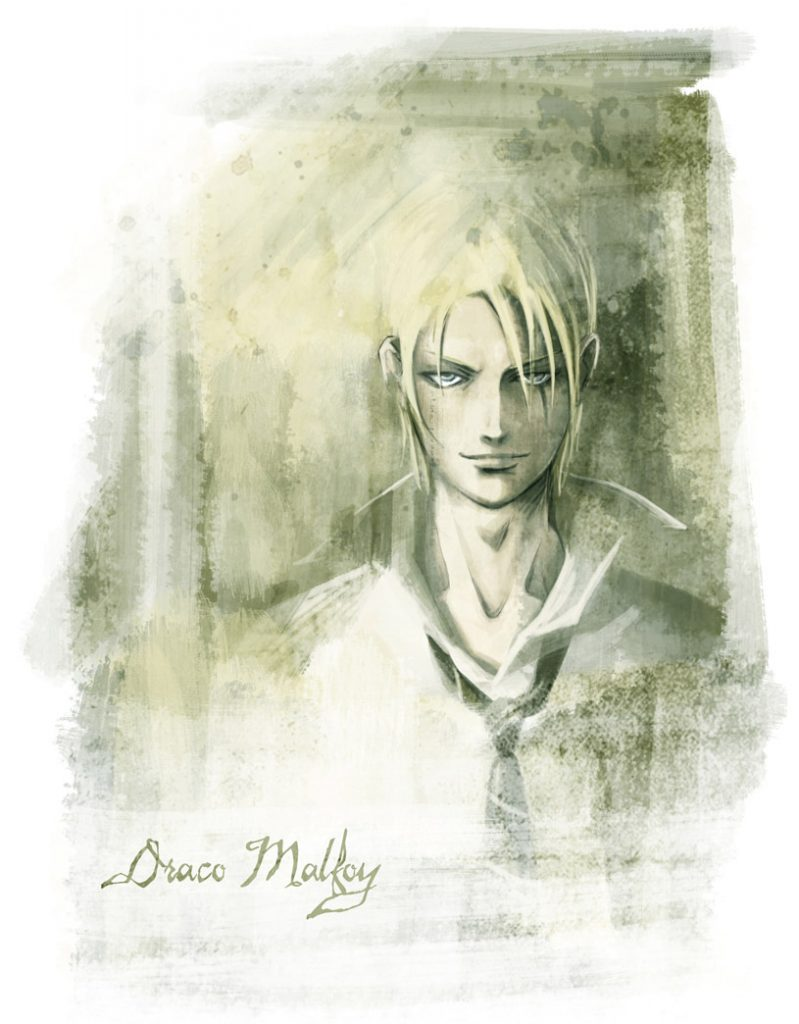 Portrait de Drago Malefoy