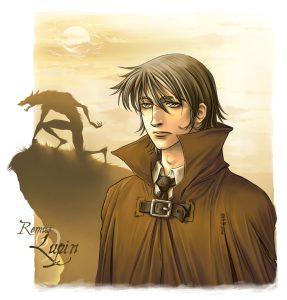Portrait de Remus Lupin