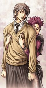 Tonks et Lupin