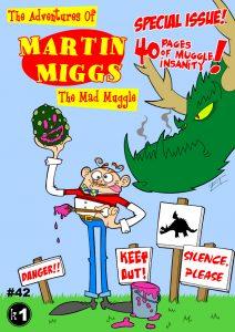 Couverture Martin Miggs #42