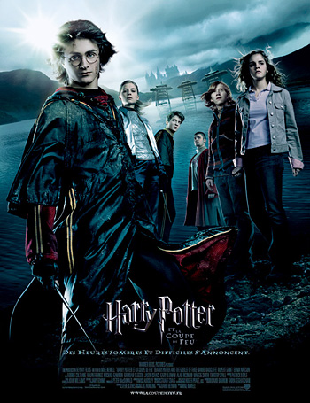 Harry Potter et la Coupe de Feu (affiche)