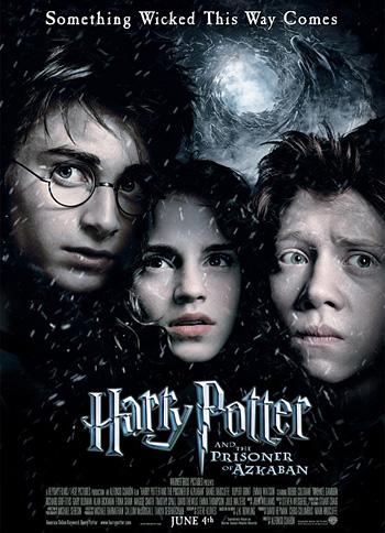 Harry Potter et le Prisonnier d'Azkaban (affiche)