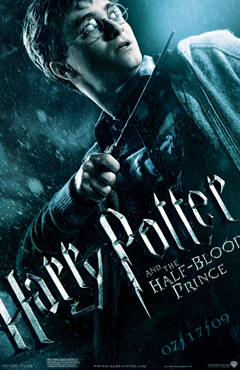 Harry Potter et le Prince de Sang-Mêlé (affiche)