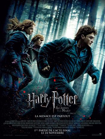 Harry Potter et les Reliques de la Mort, première partie (affiche)