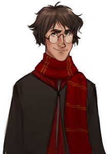 Portrait de Harry Potter