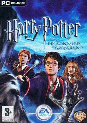 Harry Potter et le Prisonnier d'Azkaban (pochette)