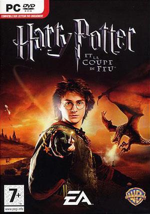 Harry Potter et la Coupe de Feu (pochette)