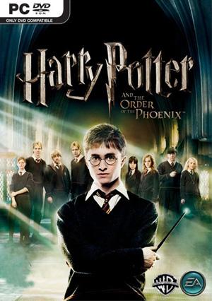 Harry Potter et l'Ordre du Phénix (pochette)