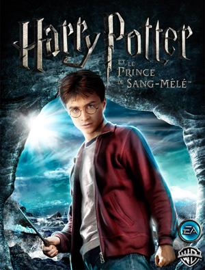 Harry Potter et le Prince de Sang-Mêlé (pochette)