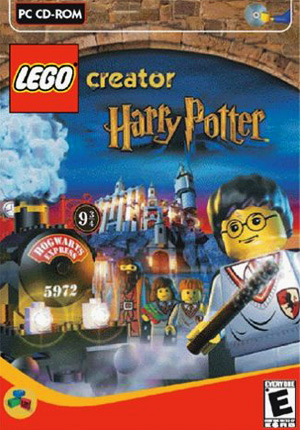 Lego Creator : Harry Potter (pochette)