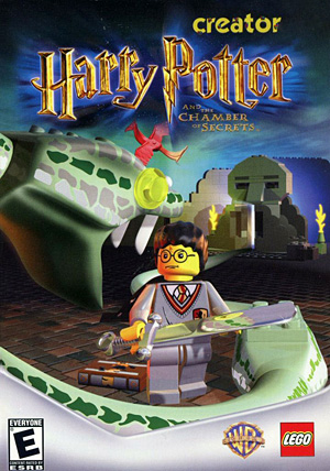Lego Creator : Harry Potter et la Chambre des Secrets (pochette)