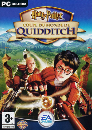 Harry Potter : Coupe de Monde de Quidditch (pochette)