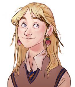 Portrait de Luna