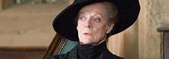 McGonagall dans les films