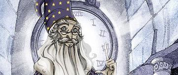 Dumbledore dans la tête de Harry