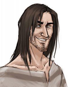 Portrait de Sirius Black