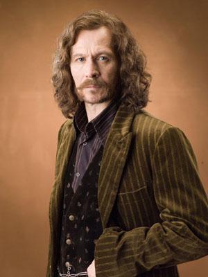 Portrait de Sirius Black dans OP/f