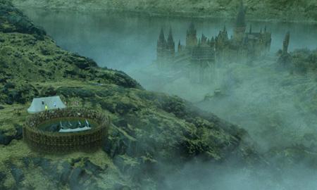L'arène des dragons de la première tâche dans CF/f