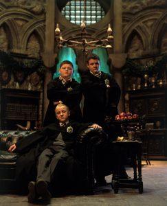Malefoy, Crabbe et Goyle dans CS/f