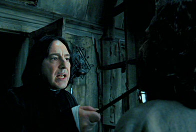 Severus Rogue dans PA/f